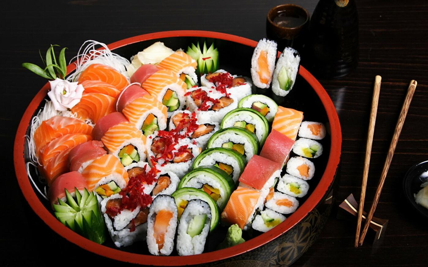 Что такое суши и как их есть?, фото-1