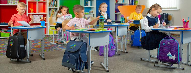 Собираем первоклашку в школу: какой нужен рюкзак, фото-1