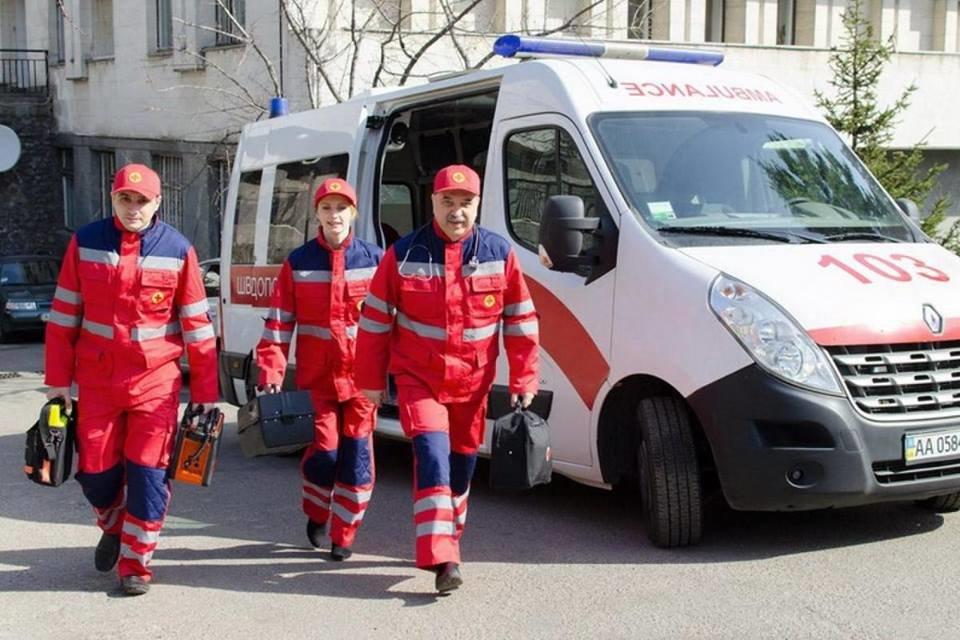 Какая спецодежда от АНВИ ГРУПП для службы экстренной медицинской службы? , фото-1