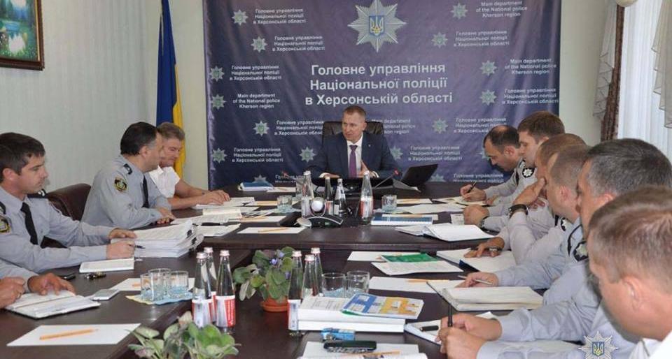 В Нацполиции опровергли заявление Луценко по делу херсонской чиновницы