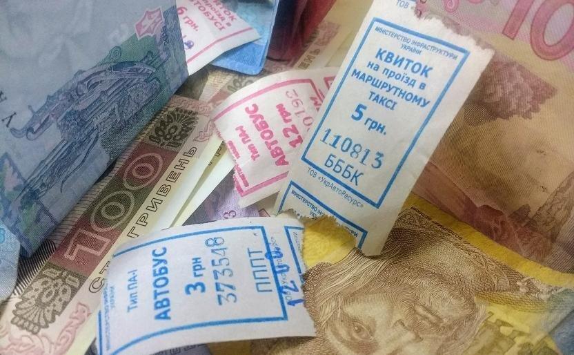 В жовтні хочуть підвищити тарифи на проїзд в херсонських маршрутках