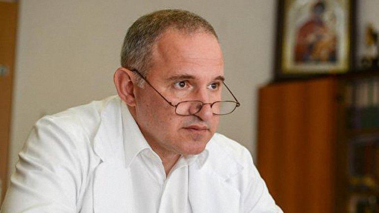 Сегодня в Херсоне оперировал Борис Тодуров