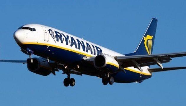 Лоукост Ryanair открывает новые рейсы из аэропортов Херсона и Одессы