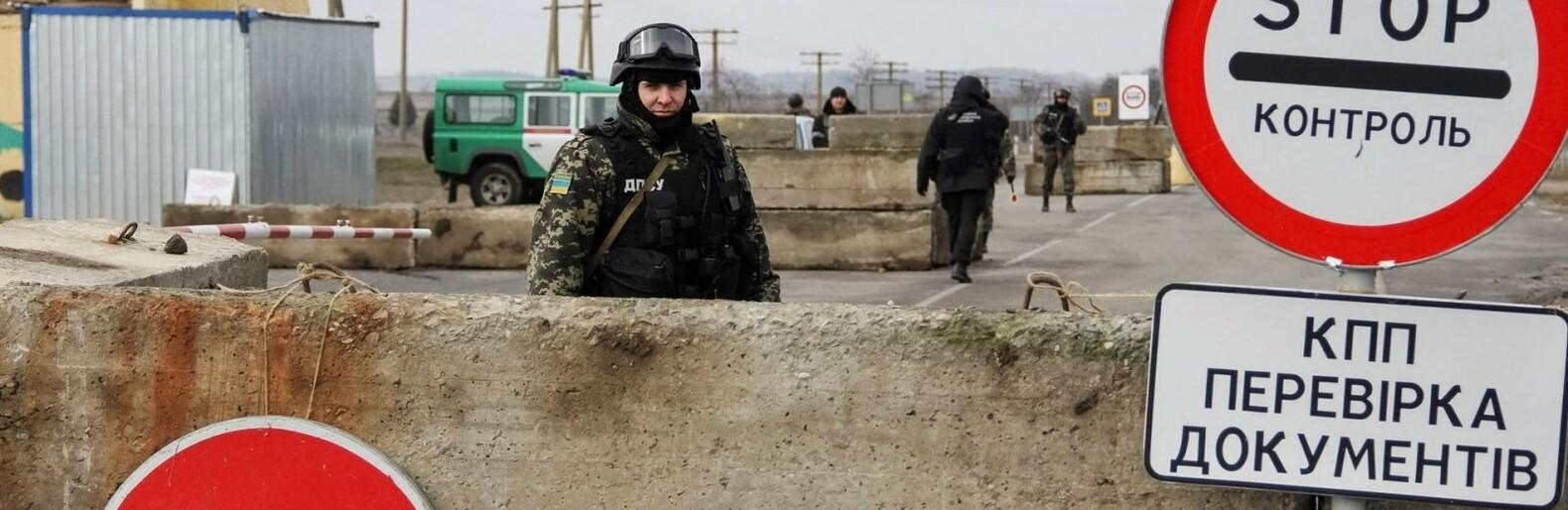 ФСБ задержала украинца на границе в Херсонской области: ехал в Крым по поддельным документам