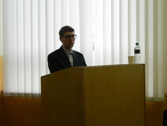 Губернатор Херсонщины отметил стипендией в 5 тысяч гривен перспективного ученого