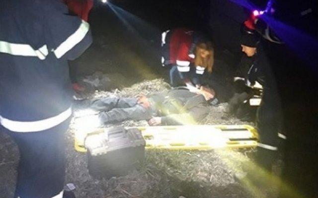 В Херсоне 25-летнего парня сбросили с моста незнакомцы во время попытки ограбления