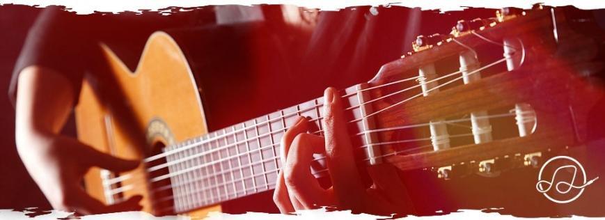 На сегодняшний день существует несколько видов акустических гитар